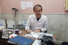عبدالحمید کرامت پزشک عمومی پزشک شیفت صبح روزهای غیر تعطیل