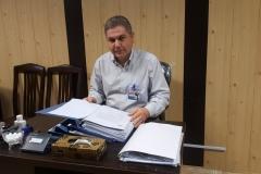 منصور آنه محمدزاده مسئول واحد کارگزینی