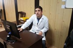 ناصر یلمه گنبد مسئول واحد بهداشت محیط